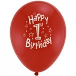 Standard Balloons with Printing