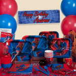 Party Table Set _Spider