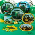 Party Table Set _Truck